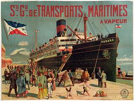 Ste. Gle. De Transports Martimes a Vapeur