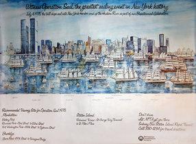 NYC Harbor Festival Operation Sail (Parade of Tall Ships)