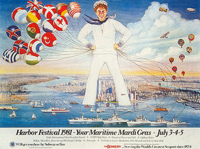NYC Harbor Festival 1981, Sailor