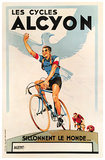 Les Cycles Alcyon Sillonnent Le Monde