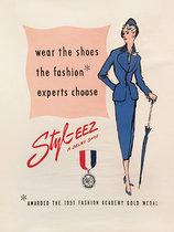 Styleez Wear the Shoes... (Blue)