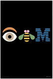 IBM (Eye Bee M/ Rebus)