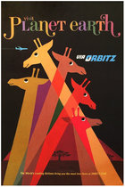 Orbitz Visit Planet Earth (Giraffes)