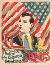 Original American Bares Singer Dancer and Equilibrist