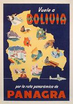 Panagra Vuele a Bolivia
