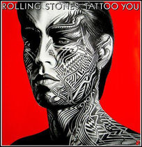 Rolling Stones Tattoo You Mick Jagger