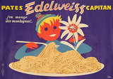Pates Edelweiss Capitan (Pasta)