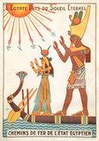 L'Egypte Pays Du Soleil Eternal