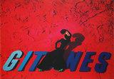 Gitanes (Pink Horizontal)