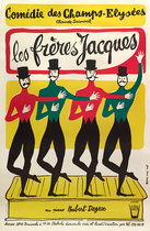 Le Freres Jacques (Variant With Top Type)