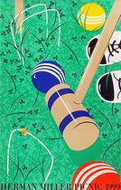 Herman Miller Summer Picnic1999  (Croquet)