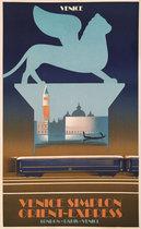 Venice Simplon Orient Express (Venice/ Large)