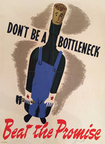 Don't Be A Bottleneck Beat the Promise