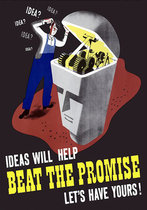 Ideas Will Help Beat the Promise Let's Have Yours!