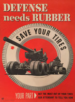 Defense Needs Rubber Save Your Tires