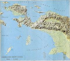 Nederlands Nieuw Guinea (New Guinea)