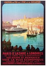 Paris St. Lazare a Londres (L'Etat)