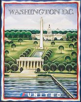 United Illustrators Series- Washington D.C.
