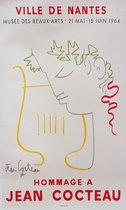 Hommage a Jean Cocteau (Ville de Nantes)