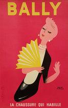 Bally Pink (Shoe Woman)
