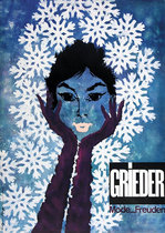 Grieder (Snowflake Woman)