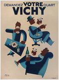 Vichy (Demandez Votre Quart Vichy)