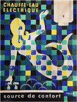 Chaufe Eau Electrique (Mermaid)