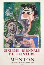 Menton Sixieme Biennale De Peinture