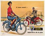 BB Griffon Motorscooters