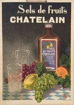 Sels de Fruits Chatelain