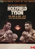 Holyfield Tyson Boxing