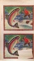 American Die Cut- Fisherman Menu