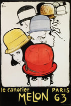 Melon Hats Paris