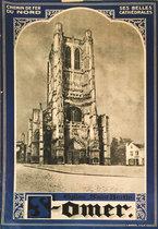 Chemin De Fer Du Nord Saint Omer St. Bertin Abbey