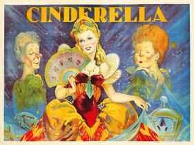 British Pantomime, Cinderella