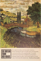 See Britain from Her Roads- Rural England