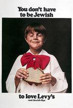 Levy's Rye Bread (Caucasian Alter Boy)