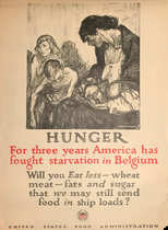 Hunger Eat Less Belgium
