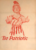 Be Patriotic (Red Plate Only)
