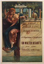 Pall Mall Magazine March Number The City of Refuge