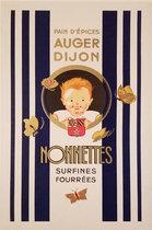 Auger Dijon Nonnettes