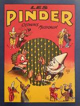 Pinder Presents, Les Pinder Clowns Musicaux