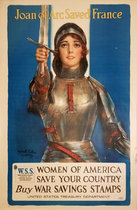 Joan of Arc Saved France