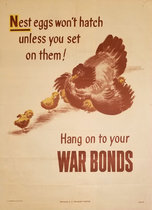 Hang on to your War Bonds