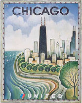United Illustrators Series- Chicago