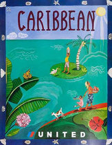 United Illustrators Series- Caribbean