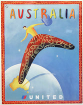 United Illustrators Series- Australia