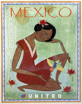 United Illustrators Series- Mexico
