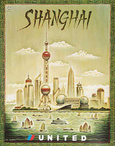 United Illustrators Series- Shanghai