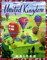 United Illustrators Series- United Kingdom